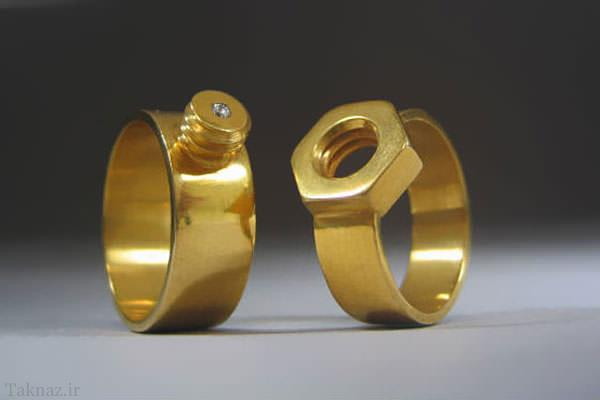 Wedding Ring Gold