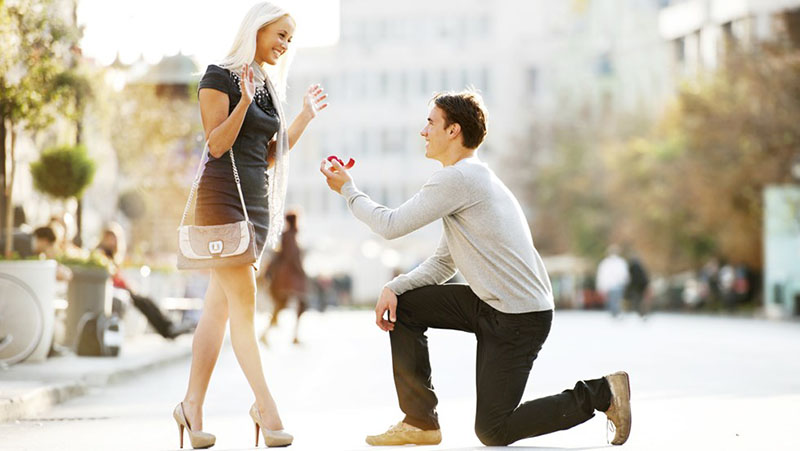 Wedding Proposal Tip