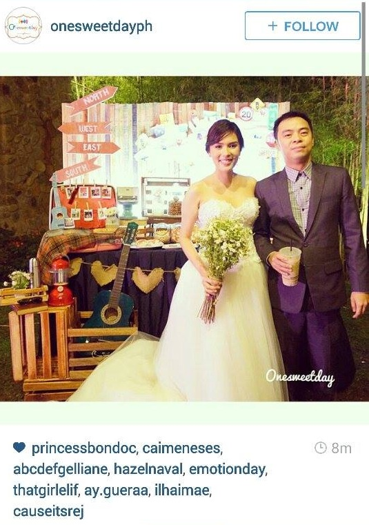 Chito Miranda Neri Naig Wedding Day