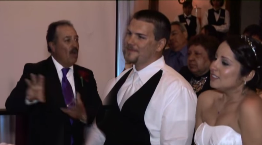 Nicole Cortez Daddy Singing Wedding