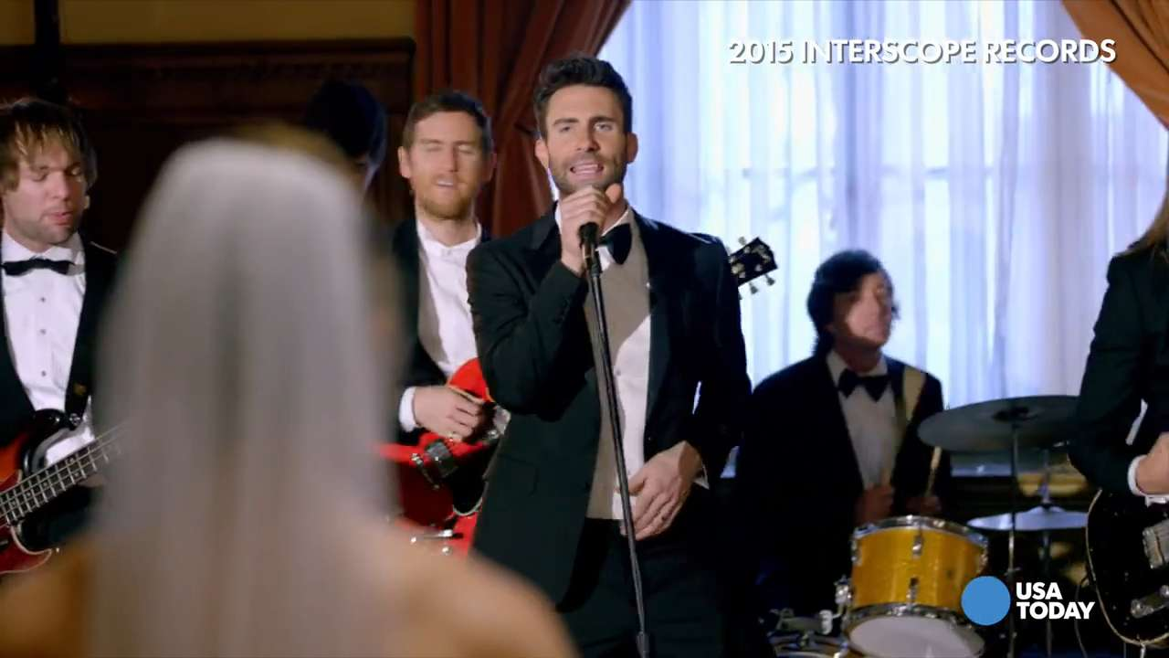 Adam Levine Wedding Crasher