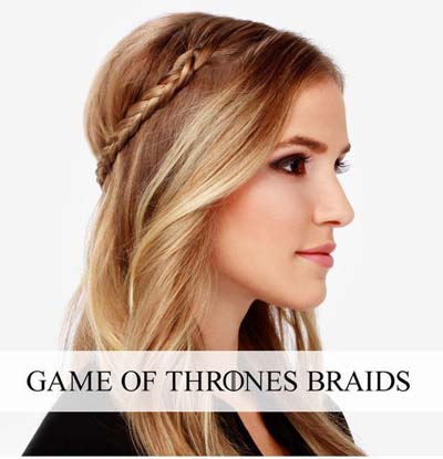 The Game of Thrones Braid