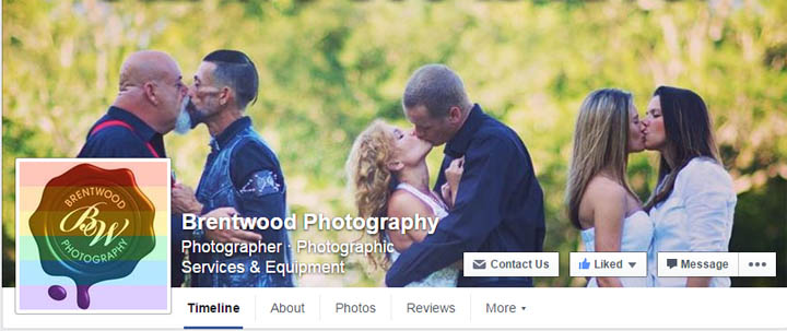 Brentwood Photography Facebook Page