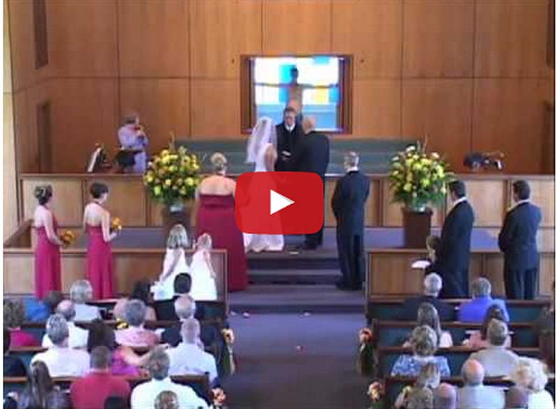 Wedding Ceremony Interruption