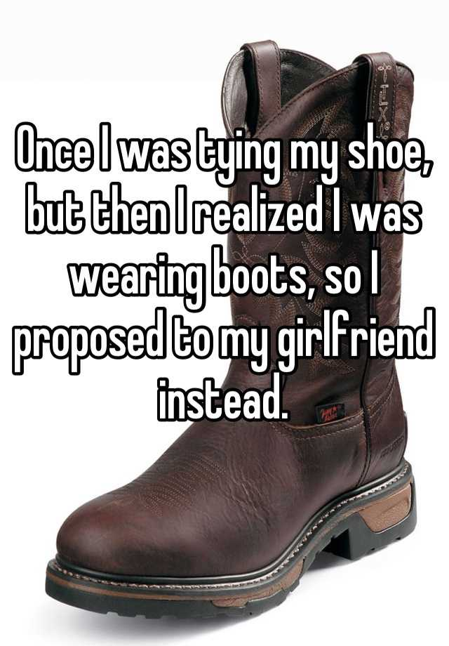 Boots Proposal