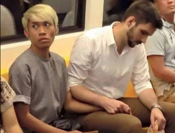 Thai German Gay Couple Photo Went Viral