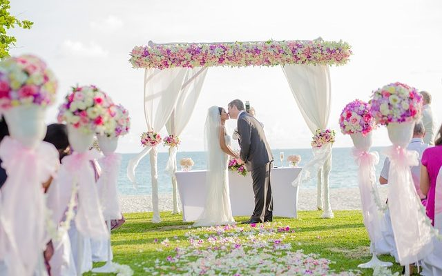 5 Most Popular Wedding Destinations in the World