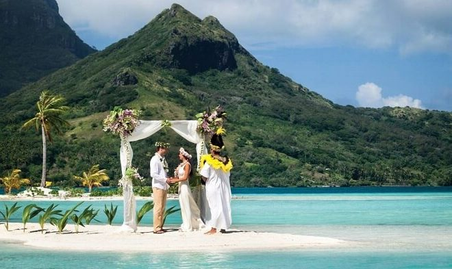 Top 10 Beach Wedding Destinations in the World