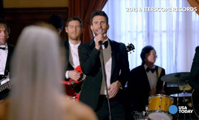 Viral: How Adam Levine Crashed Various Weddings Is Just AWESOME!