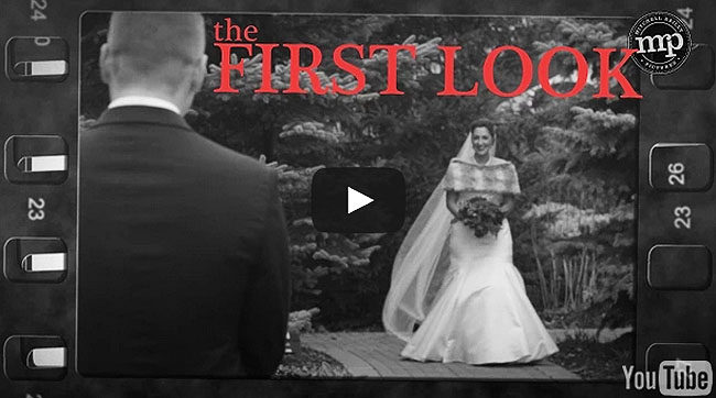 These Grooms Are Totally Surprised When They Saw Their Brides In Their Wedding Dress For The First Time!