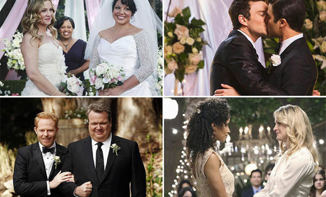These 7 Best Same-Sex TV Weddings Are Truly Heartwarming To See, #6 Is So Lovely! (VIDEO)