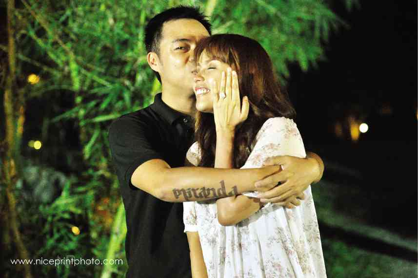 Chito Miranda Neri Naig Wedding Proposal