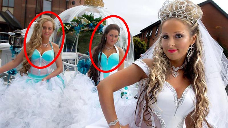The Weirdest Wedding Traditions In The World: 5 Weird Wedding Traditions You Probably Didn't Know About