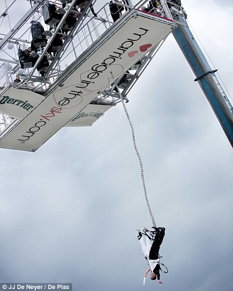 Bungee Jump Wedding
