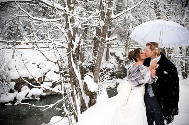 Winter Wedding Theme