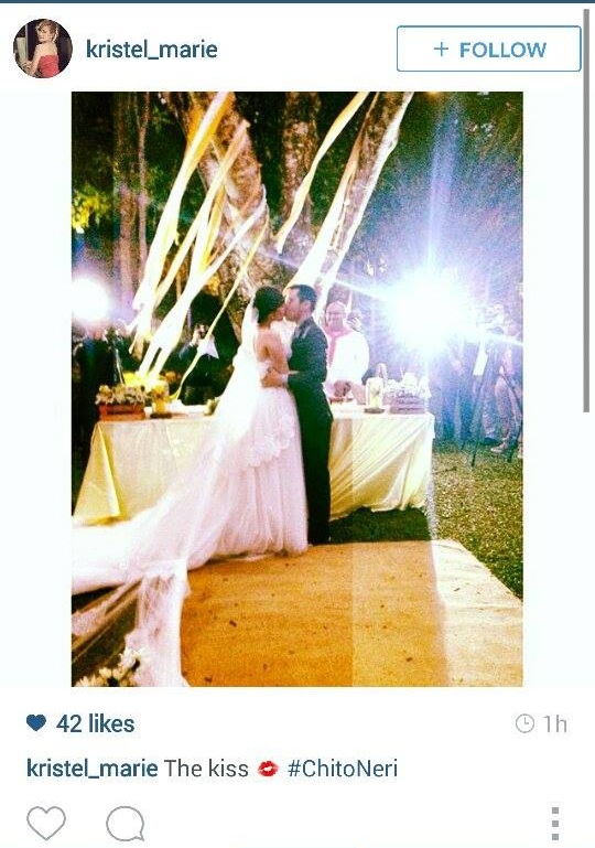 Chito Miranda Neri Naig Wedding Celebration