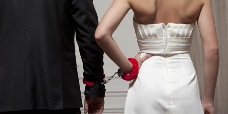 Wedding Handcuff