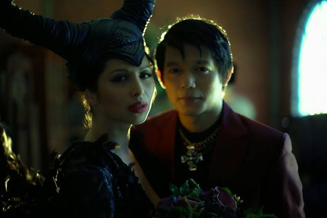 Maleficent Wedding Theme