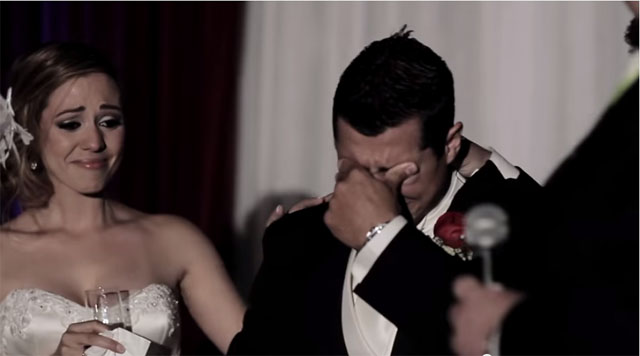 Tear Jerking Wedding Video