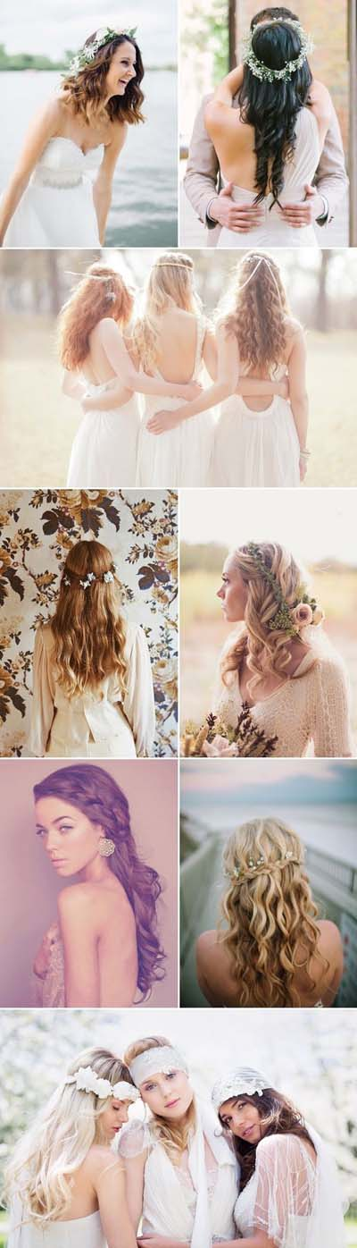 Natural-Bridesmaids-Hairstyles