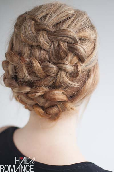 The Twist Tuck Braid