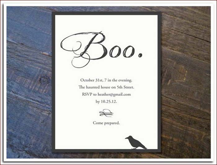 2 printable-halloween-wedding-invitations