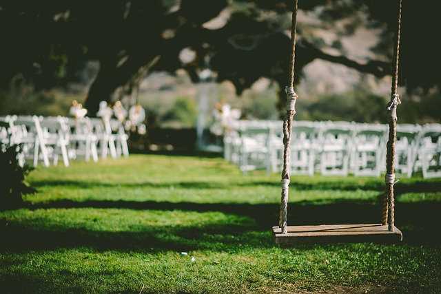 Swing Wedding Reception