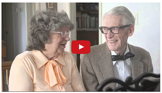 Couple Celebrated Their 60th Wedding Anniversary UP Theme