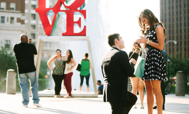 13 Inspiring Wedding Proposals You Surely Wanted To See