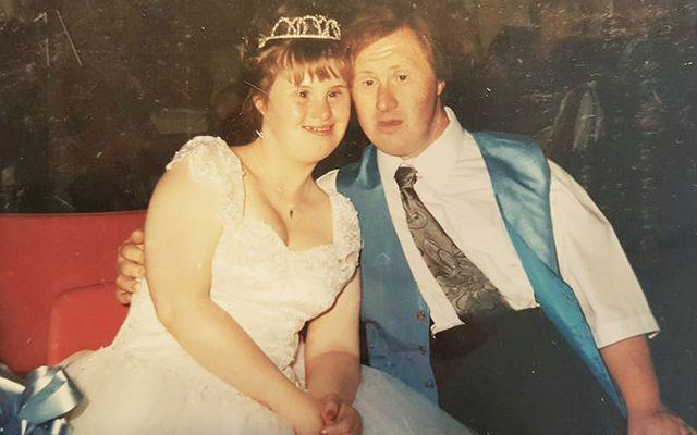 Amazing Couple with Down Syndrome Celebrates 22 Years of Happy Marriage