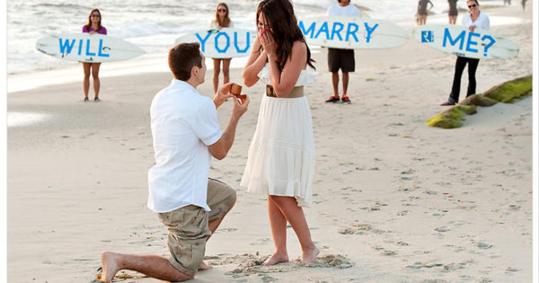 10 Wedding Proposal Tips That You Should Know About