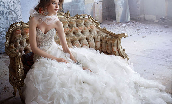 The Story Of The Lost Wedding Gown