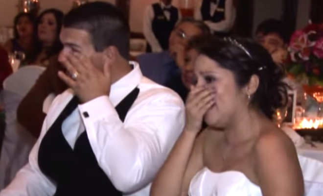 The Unforgettable Performance of A Father In His Daughter's Wedding