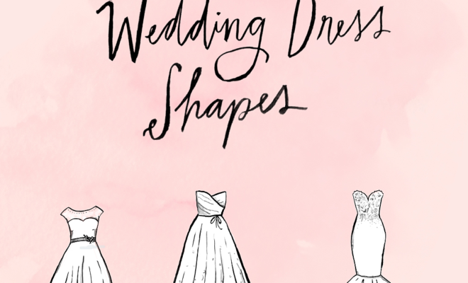 Must Read Before Searching For Wedding Dresses - The Simplified Guide To Every Wedding Dress Shape